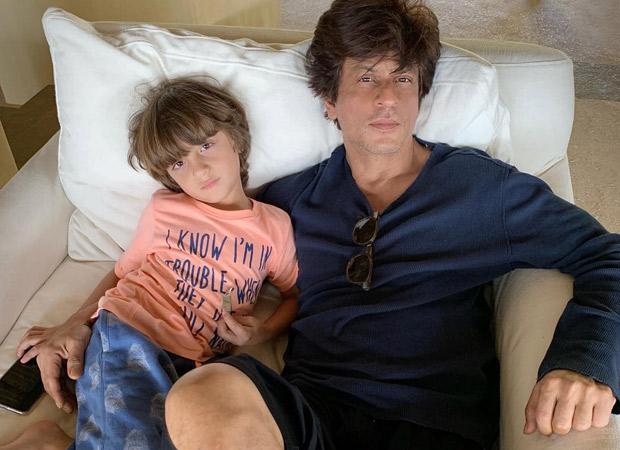 Watch: Shah Rukh Khan shakes a leg at son AbRam's school function