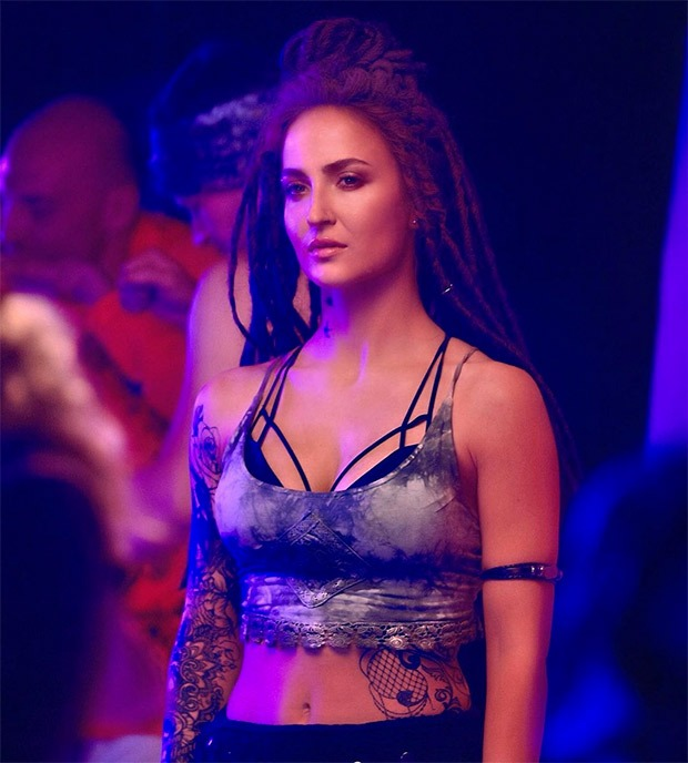 Malang Jessie Is Somewhat A Wild Child Says Elli Avrram On Her Grunge Look Bollywood News Bollywood Hungama