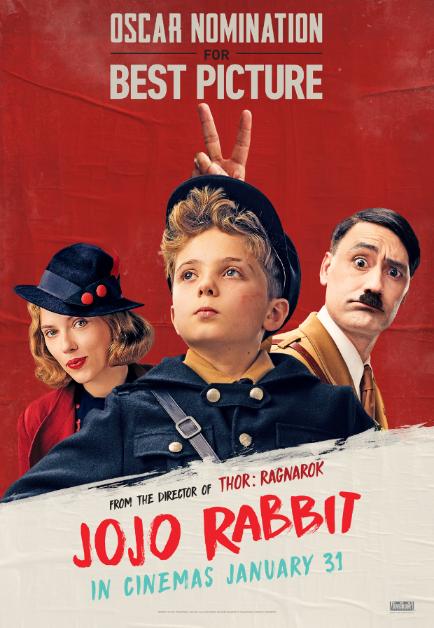 A dark comedy full of heart, here are 5 reasons why you must watch the Oscar nominated film Jojo Rabbit