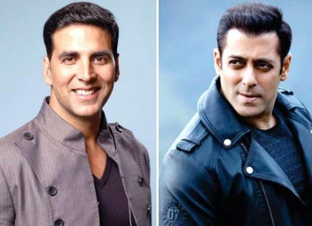 Akshay Kumar proposes a perfect title for Salman Khan's Kabhi Eid Kabhi Diwali sequel