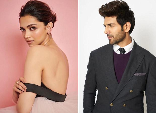 Are Deepika Padukone and Kartik Aaryan planning on working together