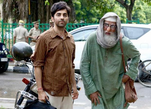 Ayushmann Khurrana is all praises for Gulabo Sitabo co-star Amitabh Bachchan