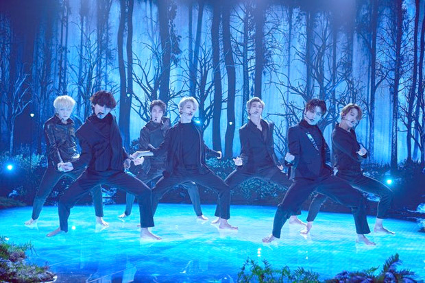BTS leaves us mesmerized with their first performance on Black Swan