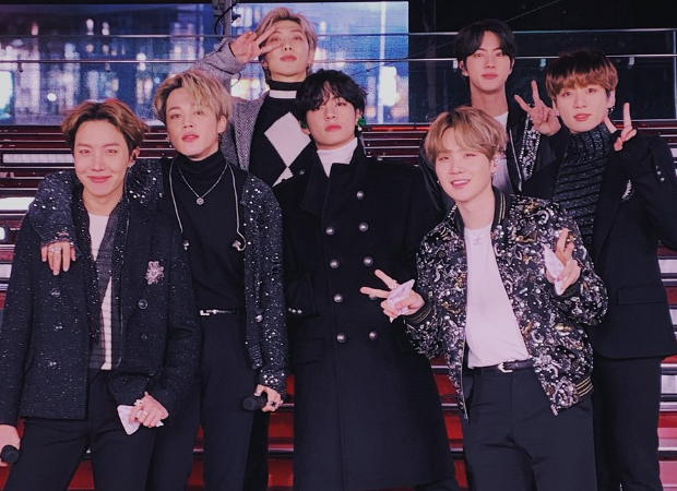BTS takes Times Square by storm, Post Malone, Sam Hunt, Alanis perform at Dick Clark's New Year's Rockin' Eve