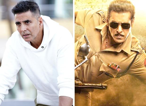 Box Office: Akshay Kumar starrer Good Newwz surpasses the Salman Khan starrer Dabangg 3 in all overseas territories