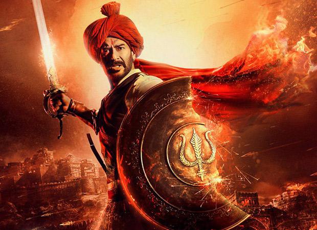 Box Office Prediction: Ajay Devgn starrer Tanhaji: The Unsung Warrior to open in Rs. 10-12 crores range