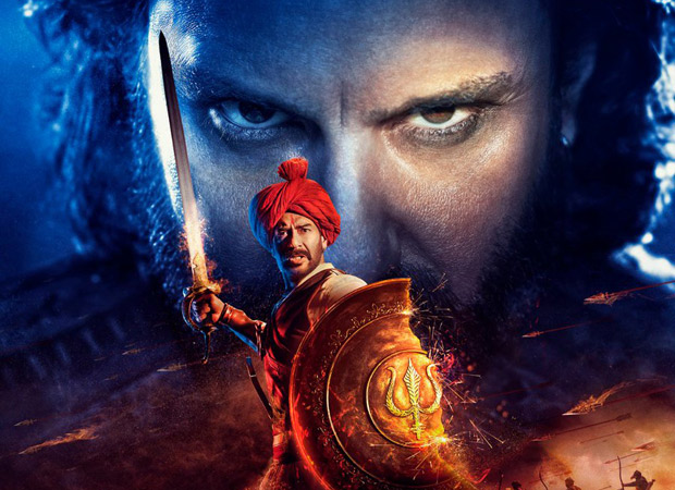 Early Estimates Day 4 Tanhaji collects Rs. 11.5 to 13.5 cr.