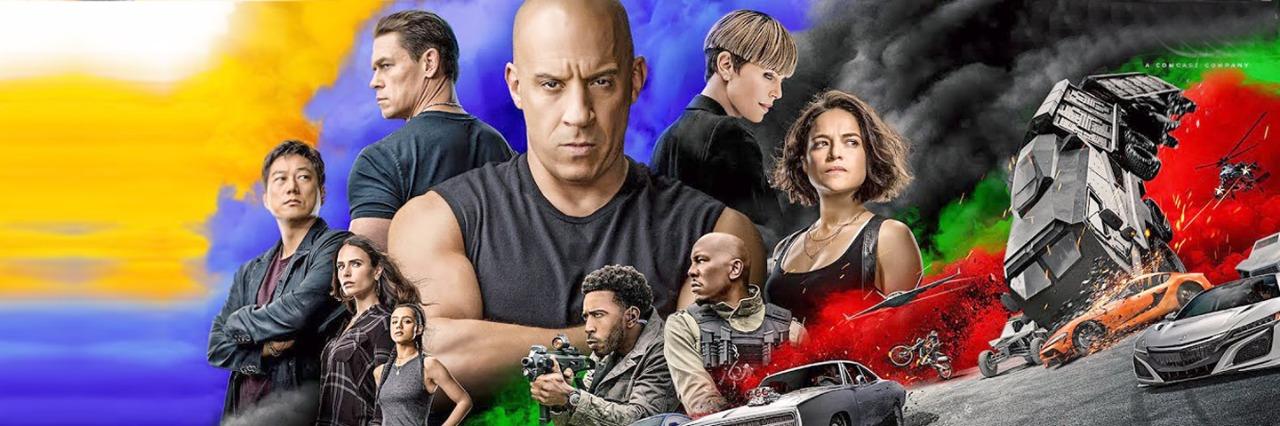 Fast And Furious 9: The Fast Saga (English)