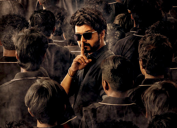 Master: Thalapathy Vijay stands tall amidst a crowd of people demanding your silence in the second look poster