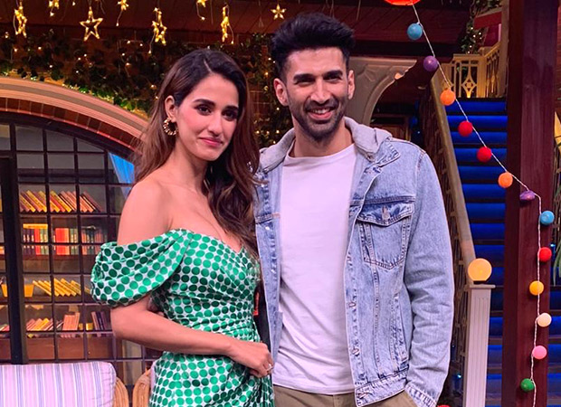 Malang Promotions Aditya Roy Kapur Disha Patani Arrive Late For The Kapil Sharma Show Shoot Bollywood News Bollywood Hungama