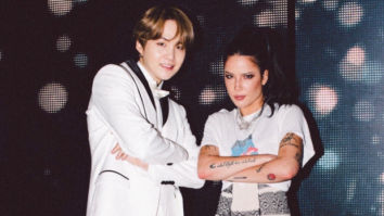Halsey says why she resonated with BTS rapper Suga to collaborate with him on her album Manic
