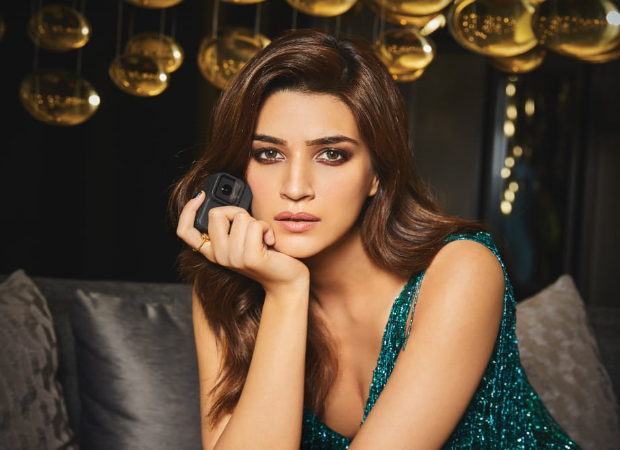 Kriti Sanon shines on the latest cover of Exhibit Magazine