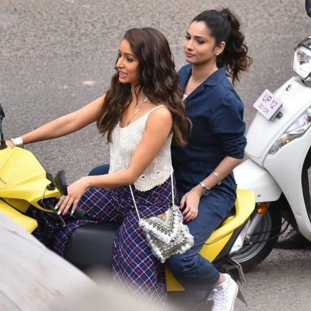 LEAKED PHOTOS! Shraddha Kapoor begins Jaipur shooting of Baaghi 3 with Ankita Lokhande and Tiger Shroff