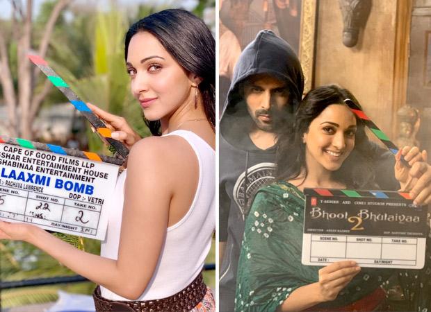 Laxmmi Bomb, Indoo Ki Jawani, Shershaah, Bhool Bhulaiyaa 2: Kiara Advani to have RECORD 4 releases within 2 ½ months, between May-July 2020!