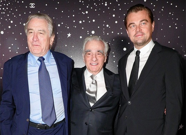 Leonardo DiCaprio confirms starring alongside Robert De Niro in Martin Scorceses  Killers Of The Flower