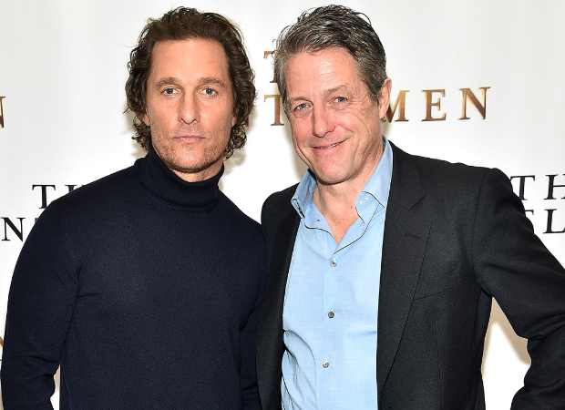 Matthew McConaughey and Hugh Grant turn matchmakers for their