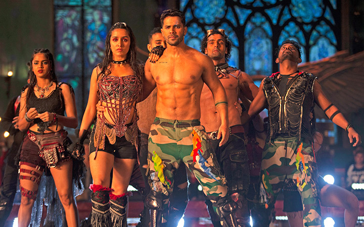 The Varun Dhawan and Shraddha Kapoor starrer STREET DANCER 3D is a terrific combination of rich visuals, amazing choreography and strong emotions.