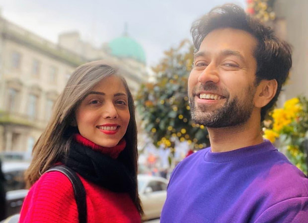 Nakuul Mehta does the MOST ROMANTIC thing for his wife, Jankee, and we're in love with him!  : Bollywood News - Bollywood Hungama