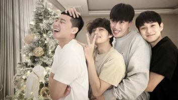 Parasite actor Choi Woo Shik receives support from BTS singer V, Park Seo Joon, Park Hyung Sik and Peakboy after SAG Awards 2020 win