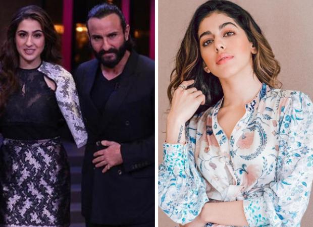 Saif Ali Khan says not Alaya. F, but Sara Ali Khan was the first choice for his daughter's role in Jawaani Jaaneman