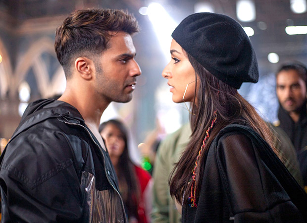Street Dancer 3d Box Office Collections Street Dancer 3d Keeps The Pace On Set To Do Well Over The Weekdays Bollywood Box Office Bollywood Hungama
