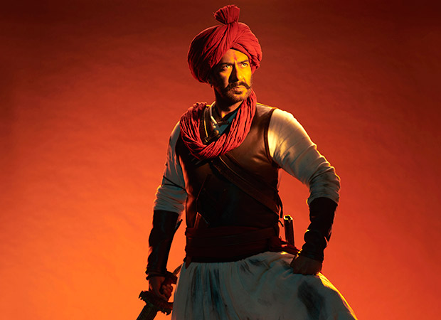 Tanhaji – The Unsung Warrior all set to cross Rs. 100 crores in the Mumbai circuit this weekend; most likely to end in Top 3