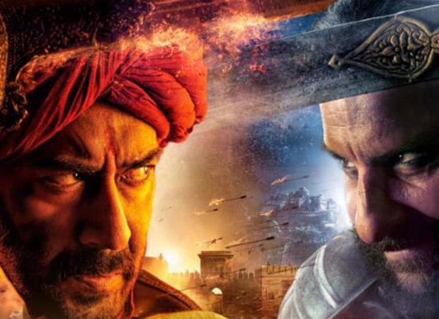 Tanhaji Box Office Collections - Ajay Devgn's Tanhaji - The Unsung Warrior is continuing to make moolah - Third week updates