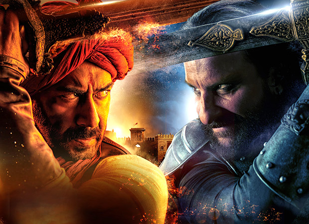 Tanhaji: The Unsung Warrior Box Office Collections: The Ajay Devgn - Saif Ali Khan starrer is a BLOCKBUSTER, director Om Raut makes his Bollywood debut with Rs. 200 Crore Club film