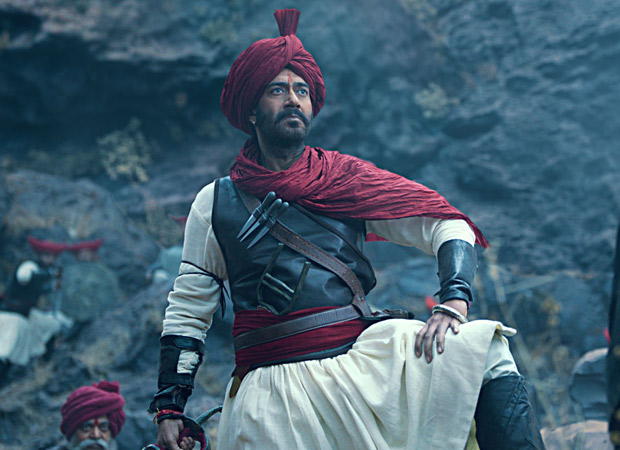 Tanhaji: The Unsung Warrior Box Office Collections: The Ajay Devgn starrer gets a good start