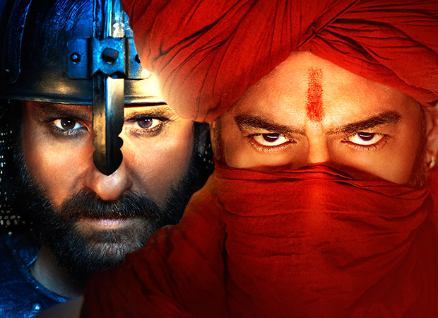 Tanhaji: The Unsung Warrior Box Office Collections: - Ajay Devgn - Saif Ali Khan starrer stays excellent on Thursday too, the film set to enjoy very good second weekend