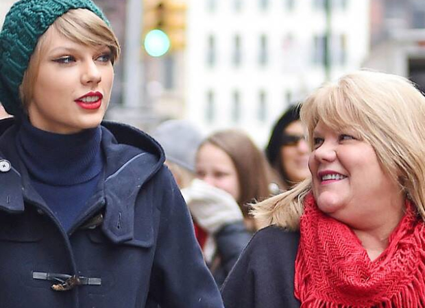Taylor Swift reveals her mother Andrea was diagnosed with Brain Tumor while being treated for breast cancer