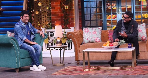 The Kapil Sharma Show - Jackie Shroff recalls playing a prank on his girlfriend when he was young