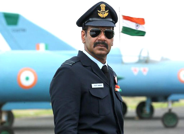 The first look of Ajay Devgn from Bhuj The Pride Of India OUT!