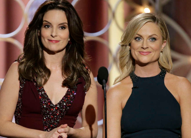 Tina Fey and Amy Poehler to host the 2021 Golden Globe Awards