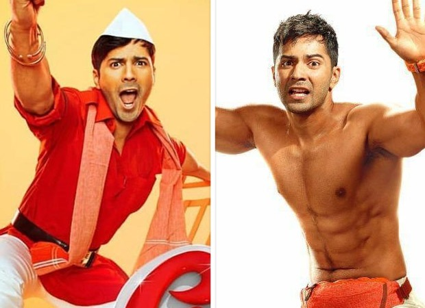 Varun Dhawan opens up about upcoming comedies Coolie No 1 and Mr. Lele