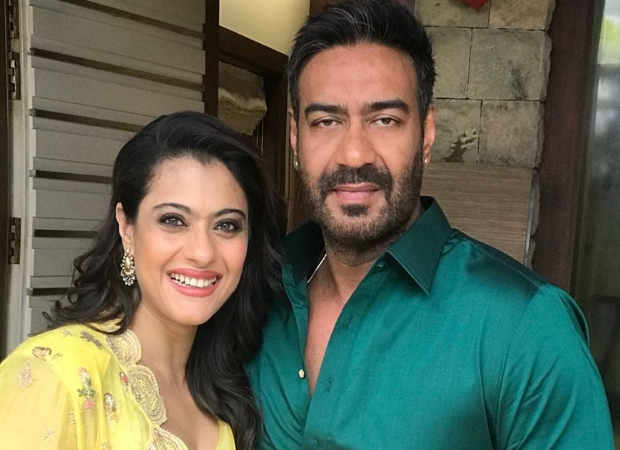 Kajol reveals how her love story with Ajay Devgn began 25 years back
