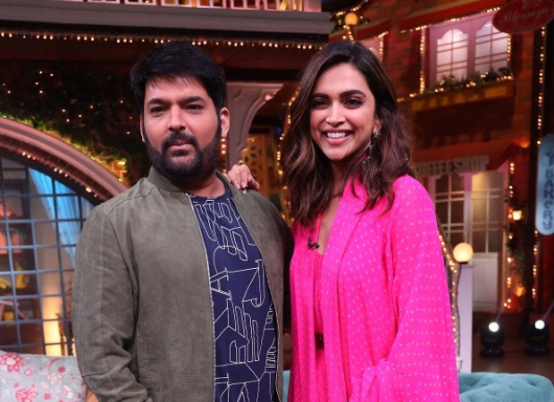The Kapil Sharma Show: Deepika Padukone reveals the name of the person Ranveer Singh is jealous of