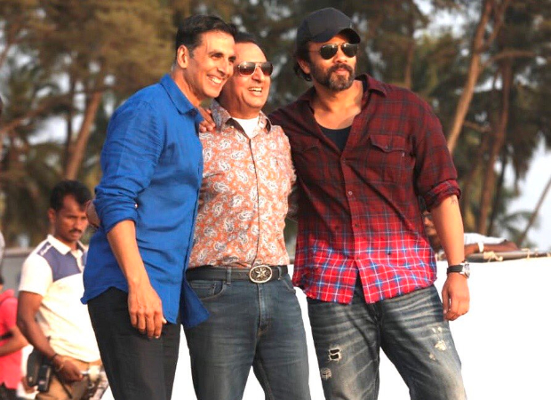 Sooryavanshi: Gulshan Grover shares behind the scene picture with Akshay Kumar and Rohit Shetty