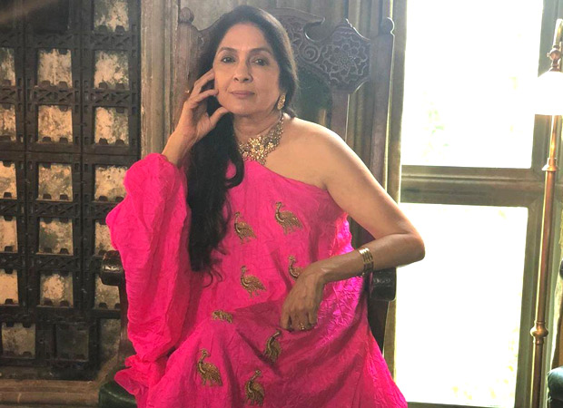Neena Gupta can't have enough of her beach time! Watch video