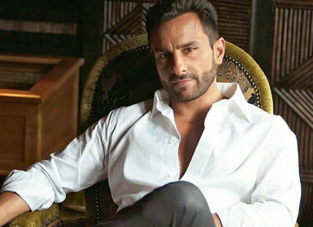 With four big projects this year, Saif Ali Khan hopes he does not burn