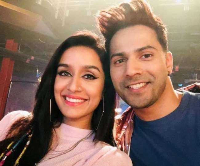 Varun Dhawan reveals he had a childhood crush on Shraddha Kapoor