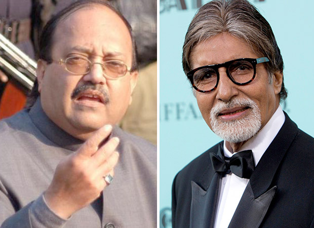 Amar Singh Says He Regrets His Over Reaction Against Amitabh Bachchan; Posts An Emotional Video On Facebook