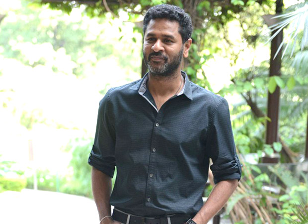 After Radhe I am returning to Chennai says homesick Prabhu Dheva