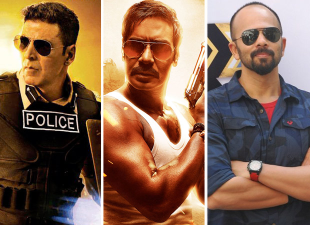 After Sooryavanshi, the next instalment in Rohit Shetty's cop universe to be Singham 3!