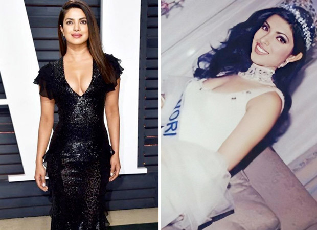 Almost 20 years later, Priyanka Chopra Jonas shares a throwback picture from the day she bagged the title of Miss World