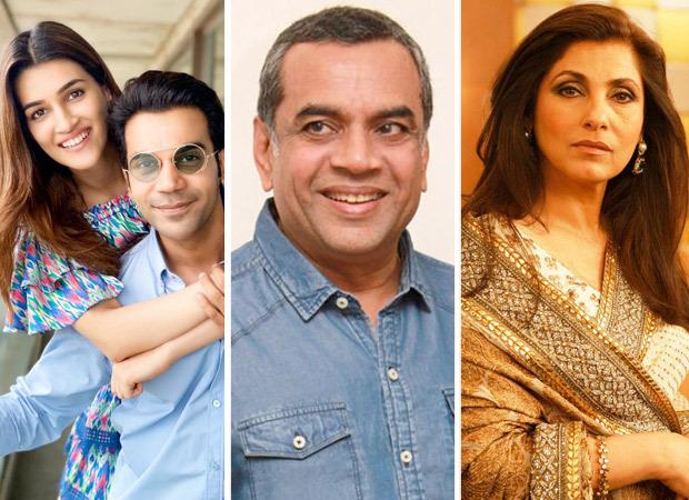 Bareilly Ki Barfi duo Rajkummar Rao and Kriti Sanon to reunite in upcoming situational comedy with Paresh Rawal and Dimple Kapadia