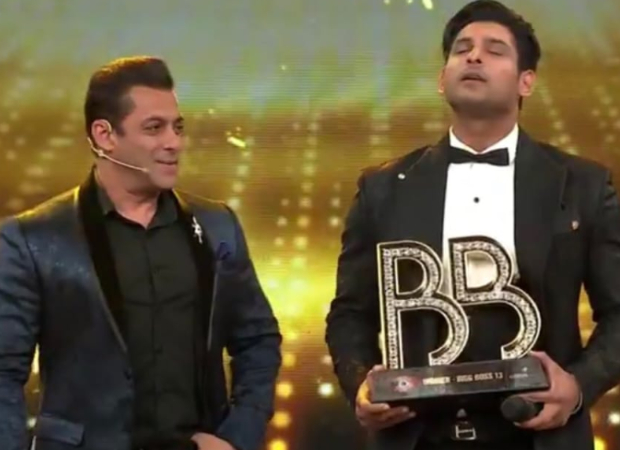 Bigg Boss 13: Sidharth Shukla takes the winner's trophy home, Asim Riaz comes in second place