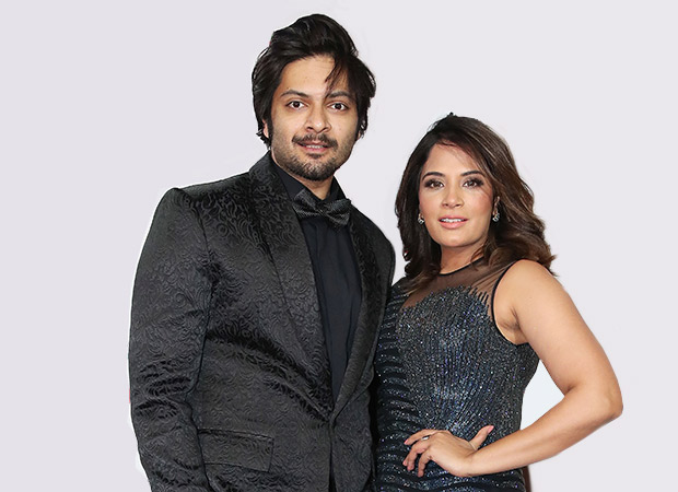 Both Ali Fazal and Richa Chadha deny wedding reports