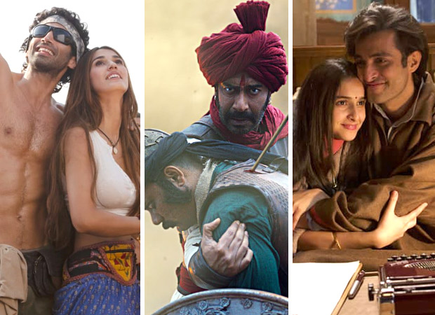 Box Office Collections: Malang is decent, Tanhaji - The Unsung Warrior stays good, Shikara goes further down