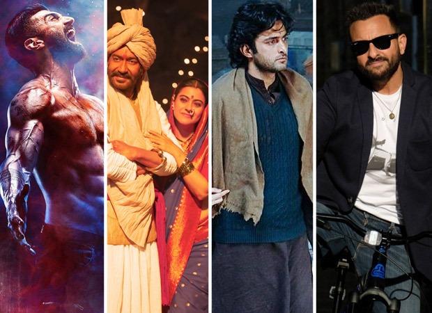 Box Office Collections Malang is doing well, Tanhaji – The Unsung Warrior jumps 150%, Shikara and Jawaani Jaaneman show growth of 50% each